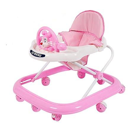 WMYJXD Andador para Bebé para Niños Y Niñas, Prevenir el Vuelco ...