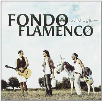gratis el disco de fondo flamenco surologia