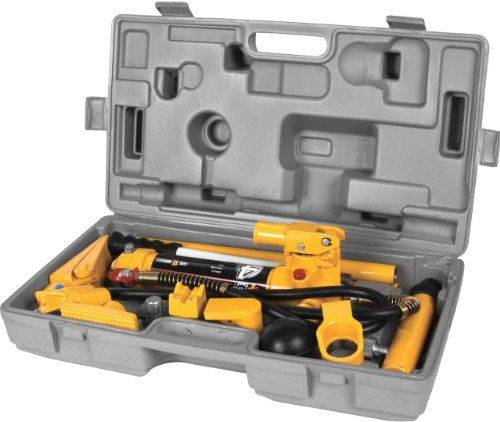 Performance Tool W1650 Porta Power Hydraulic Collision Repair Kit 4 Ton Multi-Power (Tone Spreader Set)
