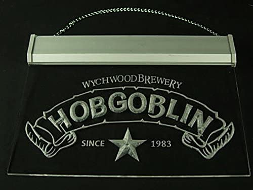 Hobgoblin Beer Pub Bar Advertising LED Light Sign Y134B