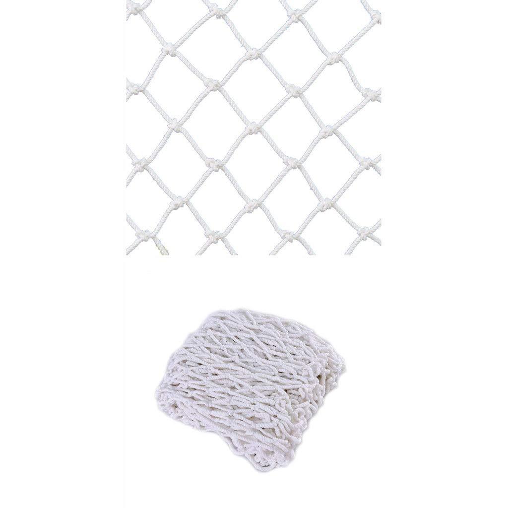 Climbing Net Outdoor Sports Development Training Net Wall Protection Net Playground Child Safety Net,Kids Balcony Net / 1M To9M Length Width (Size : 1x1m) (Size : 26) by JYJ NET
