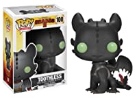 Funko POP! Movies: How To Train Your Dragon 2 - Toothless from Funko
