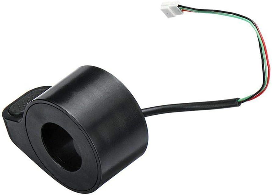 HITECHLIFE Scooter Eléctrico M365 Acelerador del Indicador del Dial del Acelerador para Xiaomi M365