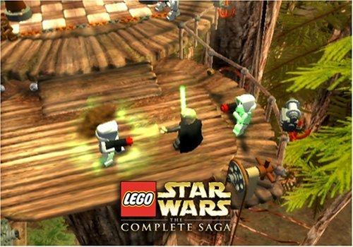 Amazon.com: Lego Star Wars: The Complete Saga - Nintendo Wii ...