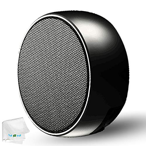 Portable Bluetooth Speaker Wireless Speaker Bass Stereo Sound Mini Speaker with Mic TF Card Slot Outdoor Speakers Compatible Samsung S10 S9 S8 Note 9 8 Huawei Lg Cell Phones Tablet Laptops Computer PC