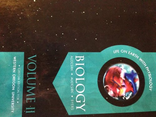 Biology: Life on Earth with Physiology VOLUME II