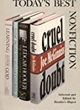 img - for Cruel Doubt/No Minor Chords: My Days in Hollywood/J. Edgar Hoover: The Man & the Secrets/Learning to Play God (Reader's Digest Today's Best Nonfiction, Volume 18: 1992) book / textbook / text book