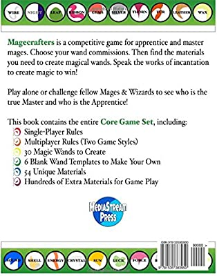 Magecrafters Core Game Set Volume 1 Andrew Frinkle