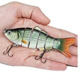 JASSINS Fishing Lure Fishing Wobblers Lifelike Fishing Lure 6 Isca Artificial Lures Fishing Tackle