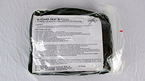 Blizzard Heat Blanket & Hypothermia Management by Blizzard Protection