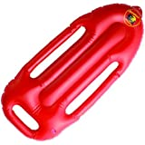 Smiffys Baywatch Lifeguard Inflatable Float Prop Red (1)