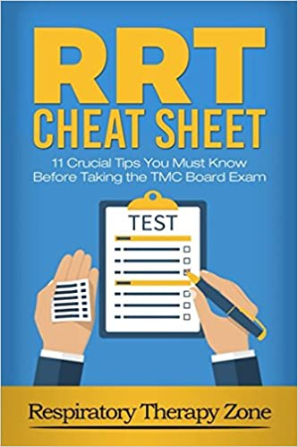RRT Cheat Sheet: 11 Crucial Tips You Must Know Before Taking the TMC