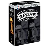 San Antonio Spurs -1999-2007 NBA Champions Special Edition by Tony Parker