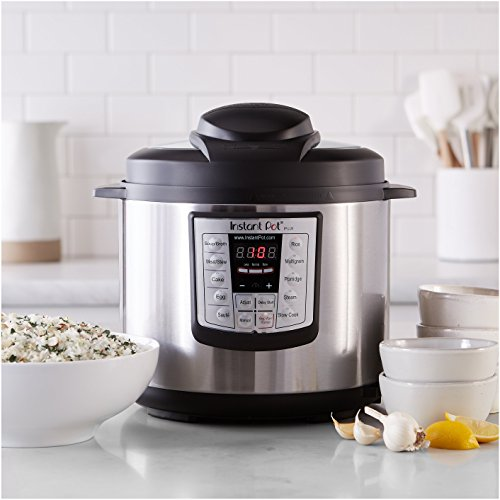 Instant Pot Ip Lux60 V3 Programmable Electric Pressure