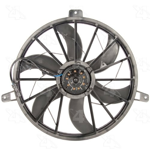 Four Seasons 75254 Cooling Fan Assembly