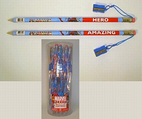 24with Giantスパイダーマン鉛筆削り器–15Inches Longの商品画像