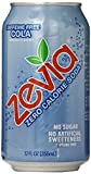 Zevia All Natural Caffeine Free Cola Soda, 12 Ounce -- 24 per case.