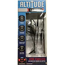 ALTITUDE GYRO-STABILIZED 3CH WIRELESS INDOOR HELICOPTER by Propel