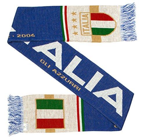 Italy Italia Soccer Knit Scarf