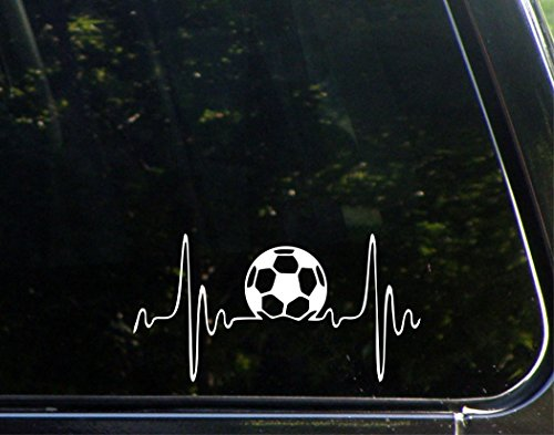 Sweet Tea Decals Soccer - 7 1/4