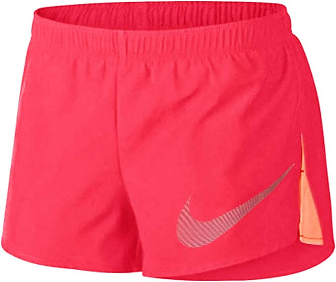 nike women's 3 dry city core running shorts