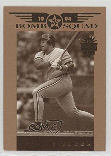Amazoncom Cecil Fielder Baseball Card 1994 Donruss Triple Play