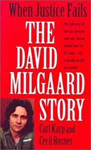 a overview of milgaard case Case #2 summary (f-secure corporation) overview of the case case #2 describes the development of a business model based on software as a service  david milgaard.