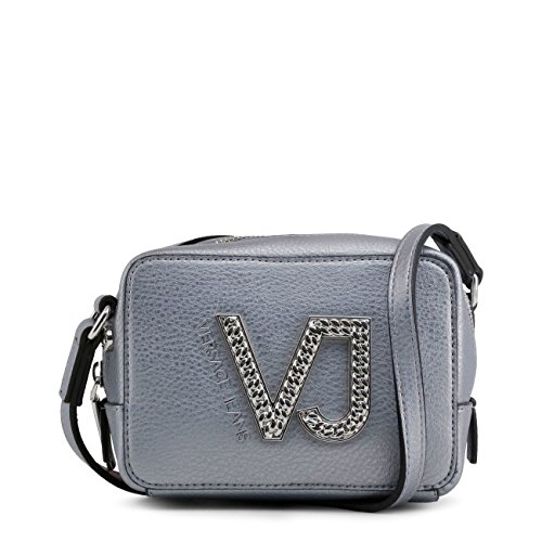 Designer Body Women Women Cross Grey Bag Bag Jeans Genuine Versace Crossbody 5B8fwPqB