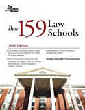 The Best 159 Law Schools, Princeton Review Staff and Eric Owens, 0375764984