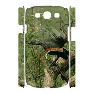 taoyix diy Lyrebird 3D-Printed ZLB570630 Custom 3D Phone Case for Samsung Galaxy S3 I9300