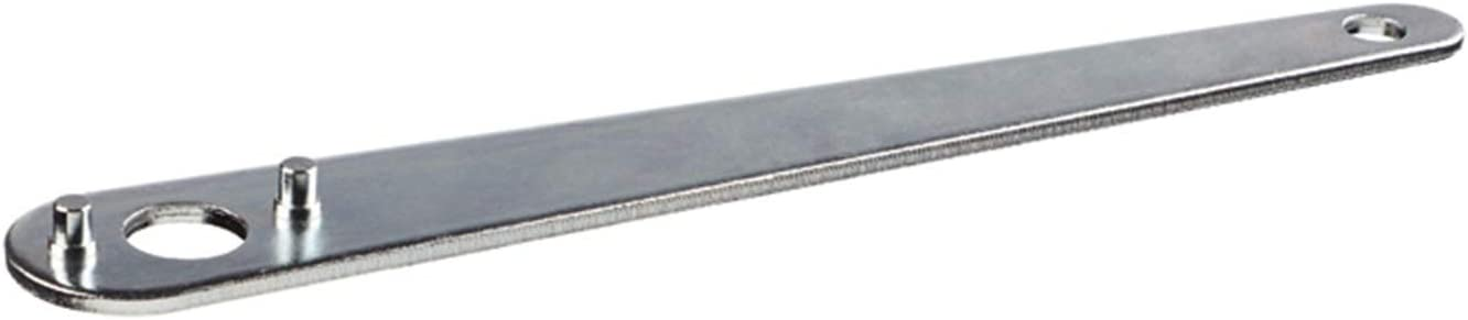 Straight Silver Bosch Professional 1607950048 Two-Hole Spanner