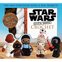 Deals on Star Wars Even More Crochet Crochet Kits Hardcover