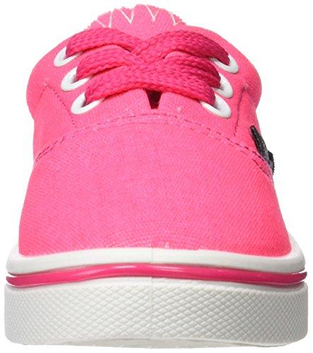 Kripton-Sneaker Halley Rose Fluo Taille 37