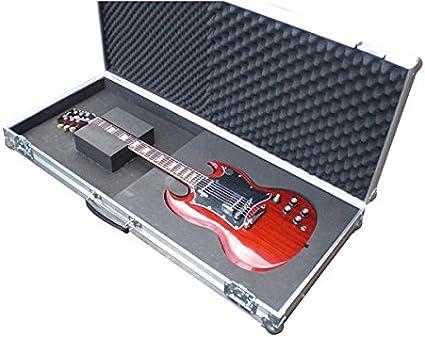 Gibson SG guitarra vuelo caso: Amazon.es: Instrumentos musicales