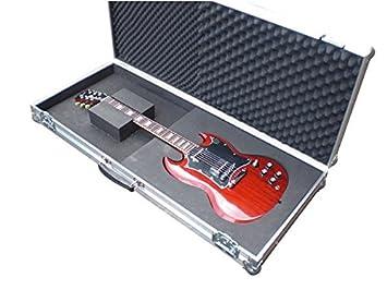 Gibson SG guitarra funda de transporte: Amazon.es: Instrumentos musicales