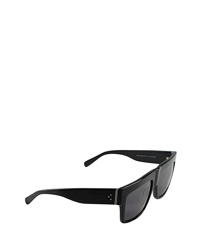 Amazon.com: Celine Geo Plaza cl41756 ZZ parte superior negro ...