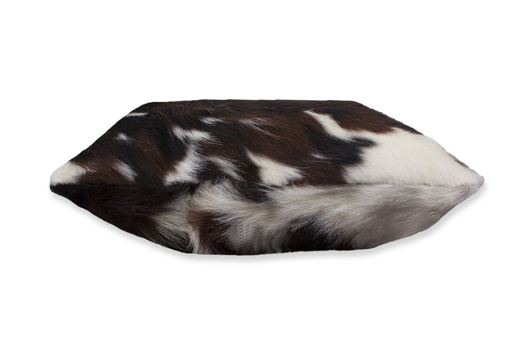 Rodeo Tricolor Double Sided Cow skin Cowhide Pillow Cover by RODEO (Image #2)