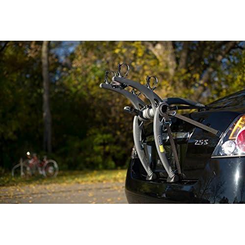 Saris Rail Porte-vélos pour 2 vélos Noir