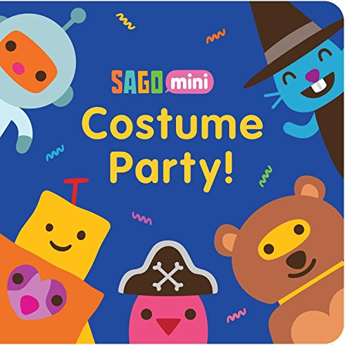 Costume Party! (Sago Mini) [Mini, Sago] (Tapa Blanda)