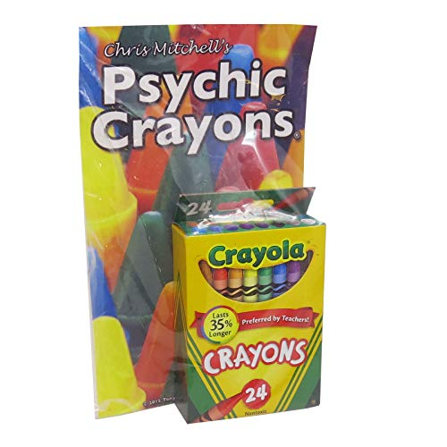Psychic Crayons Mind Reading Magic Trick ()
