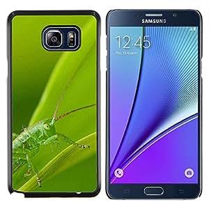 EJOOY---Cubierta de la caja de protección para la piel dura ** Samsung Galaxy Note 5 5th N9200 ** --Planta Naturaleza Forrest Flor 89