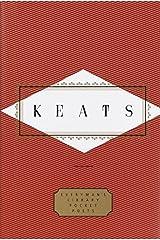 Keats: Poems (Everyman's Library Pocket Poets Series) Hardcover