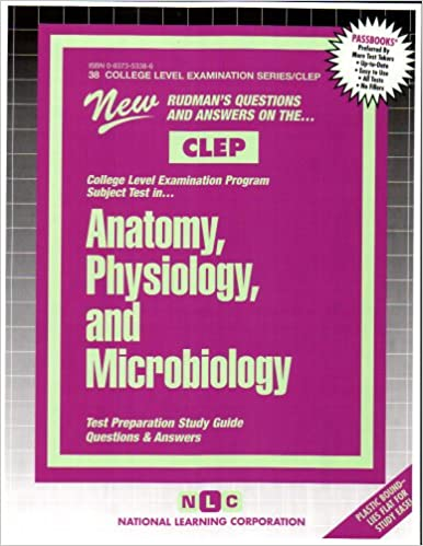 ANATOMY, PHYSIOLOGY, AND MICROBIOLOGY (College Level