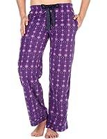 Noble Mount Womens Microfleece Lounge/Sleep Pants
