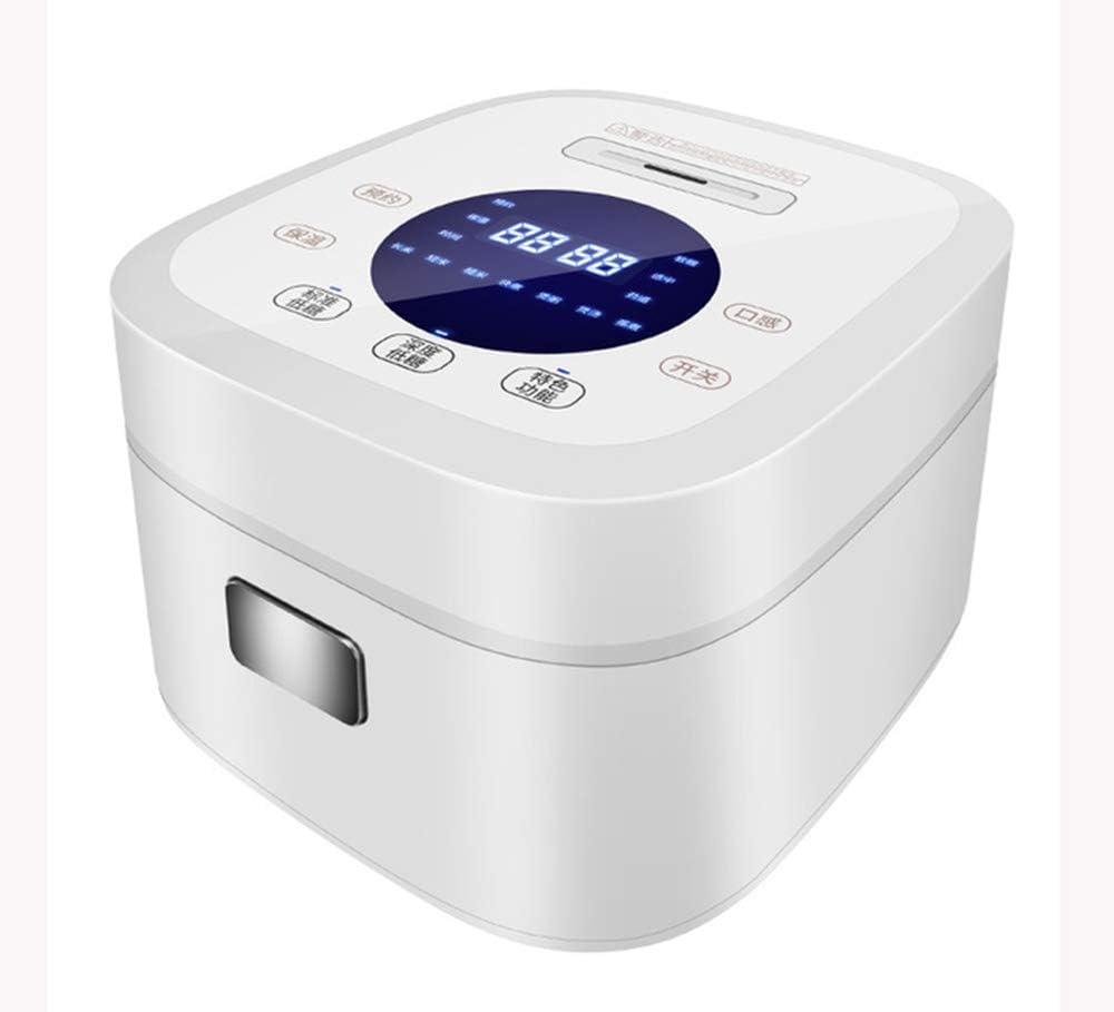 STARAYS Rice Cooker, 3L Multifunctional Digital Heat Preservation Low-Sugar Rice Cooker, 24H Timer, Kitchen Supplies