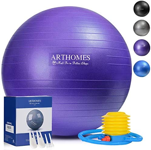 ARTHOMES Exercise Ball