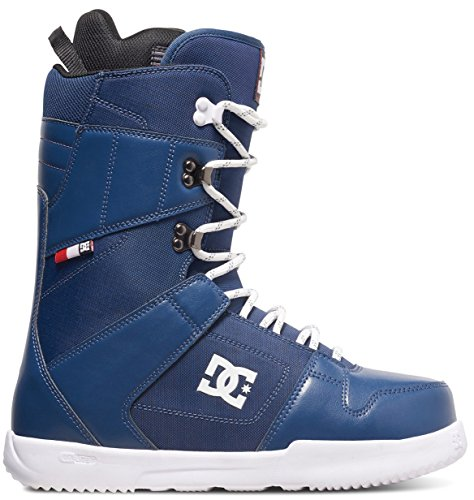 DC Phase Snowboard Boots, Insignia Blue, Size 10
