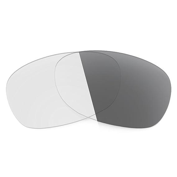 806171c99305b6 Revant Replacement Lenses for Ray-Ban New Wayfarer RB2132 52mm Elite Adapt  Grey Photochromic  Amazon.co.uk  Clothing