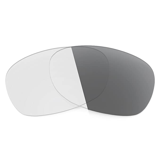 41410629872 Revant Replacement Lenses for Ray-Ban New Wayfarer 52mm RB2132 Elite Adapt  Grey Photochromic  Amazon.co.uk  Clothing