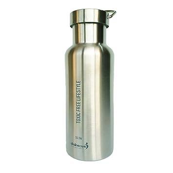 Alkaline Care Botella DE Acero Inoxidable 316